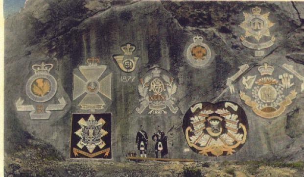 Badge military carvings india esascosas